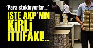 AKP PARA STOKLUYOR ÇÜNKÜ...
