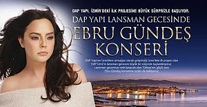 DAP YAPI 'EBRU GÜNDEŞ' İLE START VERİYOR