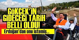 GÖKÇEK'İN GİDECEĞİ TARİH BELLİ OLDU!