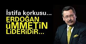 GÖKÇEK'TEN ERDOĞAN GÜZELLEMESİ!..