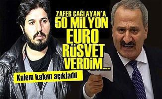 ÇAĞLAYAN'A 50 MİLYON RÜŞVET VERDİM'