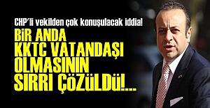 CHP#039;Lİ VEKİLDEN BOMBA BAĞIŞ...
