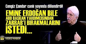 'EMİNE ERDOĞAN BİLE ZARRAB'IN BIRAKILMASINI İSTEDİ'