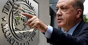 IMF'YE BORÇ HİKAYEYMİŞ!..