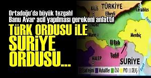 ORTADOĞU'DA İNANILMAZ TEZGAH!..