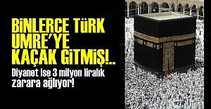 TÜRK İŞİ UMRE!..