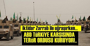 TÜRKİYE'YE BÜYÜK TEHDİT! TERÖR ORDUSU...