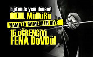 BİR DİNCİLİK GÖSTERİSİ DAHA!
