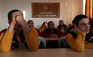 IŞİD'LİLERİ TOPLUMA KAZANDIRMA MERKEZİ...