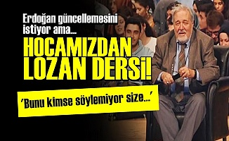 ORTAYLI HOCADAN LOZAN DERSİ!