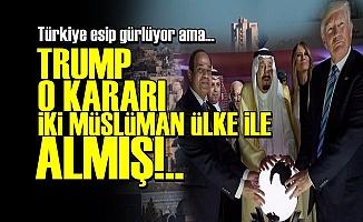 TRUMP'A MÜSLÜMANLAR DESTEK VERMİŞ!