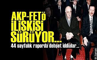 AKP-FETÖ İLİŞKİSİ SÜRÜYOR...