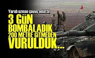 YARALI MEHMETÇİK AFRİN'İ ANLATTI!
