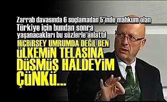 'ZARRAB DAVASINDA DURUM FECİDEN DE FECİ'