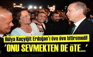 'BİZ FAZLA ÖZGÜRÜZ.. ONU SEVMEKTEN DE ÖTE...'
