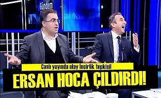 İNCİRLİK ERSAN HOCA'YI ÇILDIRTTI!
