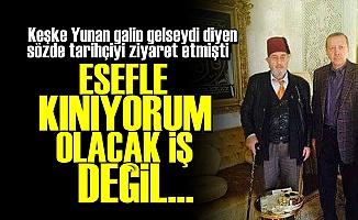 O ZİYARETE HALK TEPKİ GÖSTERDİ!