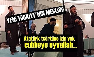 ATATÜRK'E İZİN YOK, CÜBBEYE EYVALLAH!