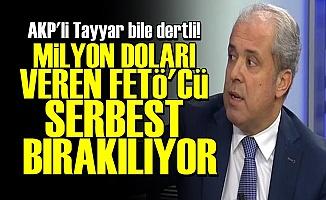 'MİLYON DOLARI VEREN FETÖ'CÜ SERBEST KALIYOR'