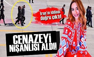 MİNA BAŞARAN'IN CENAZESİNİ NİŞANLISI ALDI!
