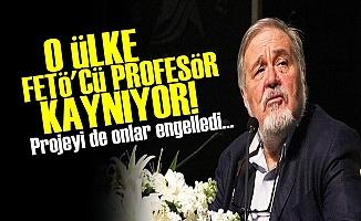 ORTAYLI: O ÜLKE FETÖ'CÜ PROFESÖR KAYNIYOR...