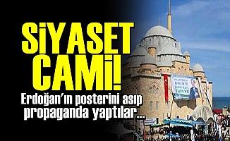 SİYASET CAMİ!..