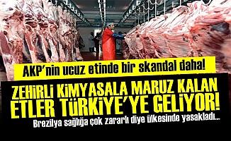 UCUZ ETTE 'ÖLÜMCÜL' SKANDAL!