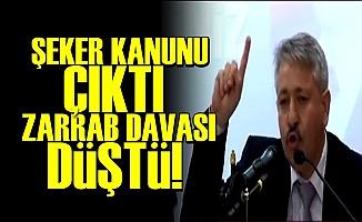 'VER ŞEKERİ AL ZARRAB'I...'