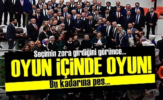 AKP'DEN OYUN İÇİNDE OYUN!..