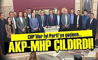 AKP-MHP'Yİ ÇILDIRTAN İŞBİRLİĞİ!
