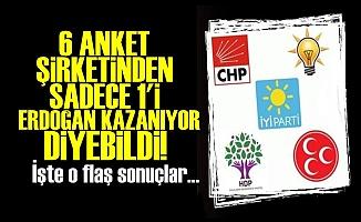 ERDOĞAN'A ŞOK! 5'İ KAZANAMIYOR DEDİ...