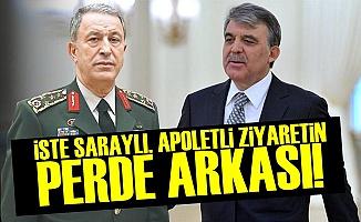 GÜL ZİYARETİNİN PERDE ARKASI BELLİ OLDU!