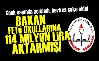 AKP'DEN FETÖ OKULLARINA SERVET YAĞMIŞ!