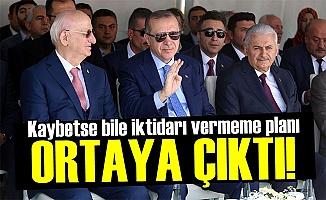 AKP'NİN O PLANI ORTAYA ÇIKTI!