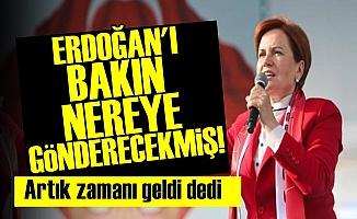 AKŞENER, 'ERDOĞAN'IN ZAMANI GELDİ' DEDİ...