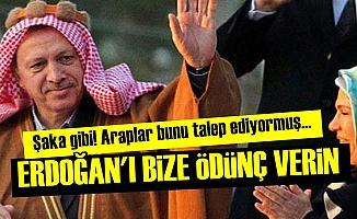 'ARAPLAR ERDOĞAN'I İSTİYOR'
