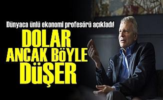 DOLAR İÇİN 3 YOL GÖSTERDİ AMA HEPSİ DE...
