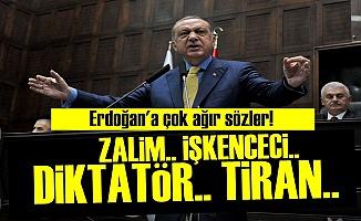 ERDOĞAN'A VERDİ, VERİŞTİRDİ!