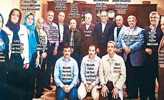 FETÖ ZİYARETÇİSİ 7 VEKİL YENİDEN ADAY!