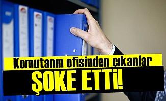 OFİSİNDEN ÇIKANLAR ŞOKE ETTİ!