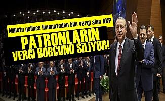 PATRONLARA VERGİ KIYAĞI!
