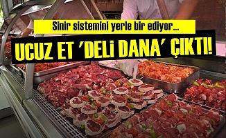 UCUZ ETTE 'DELİ DANA' SKANDALI!