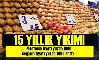 Bu Zamlar Cumhuriyet Tarihinde Görülmedi!