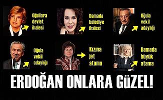 Erdoğan Onlara Güzel!..
