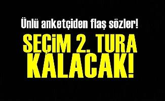 'Erdoğan Yüzde 48'e Gerileyecek'