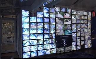 İşte Adnan Oktar'ın Kamera Odası!