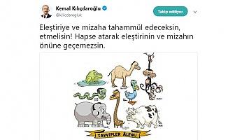 Kılıçdaroğlu O Dediğini Yaptı!