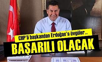 Kocadon'dan Erdoğan'a Övgüler...