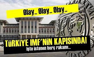 Türkİye IMF'in Kapısında!