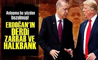 Anlaşmayı Erdoğan'ın O Talepleri Bitirmiş!